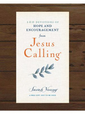 100 Devotions of Hope and Encouragement